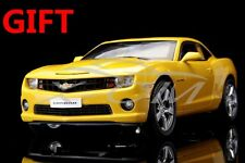 Car Model Chevrolet Camaro Bumble Bee 1:18 (Yellow) + SMALL GIFT!!!!!!!!!!