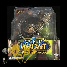 World of Warcraft TAVRU AKUA Premium Series 1 Action Figure DC Direct TUSKARR!