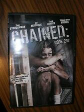 Chained: Code 207 (2012, DVD NEW) WS