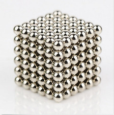 3mm 216pcs Magnetic Balls Magic Beads 3D Puzzle Ball Neodymium Sphere toy Cube