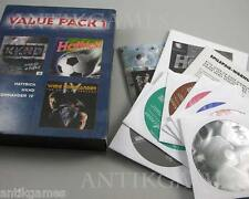 KKND & Hattrick & Wing Commander IV 4 CD-Version in Bigbox Erstauflage PC DOS