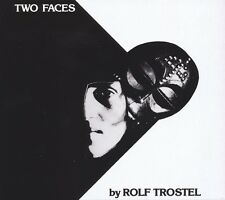 ROLF TROSTEL - TWO FACES   VINYL LP NEU