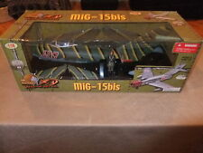 Ultimate Soldier 1/18 MIG-15bis Russian Airplane(aircraft)+Pilot Action Figure