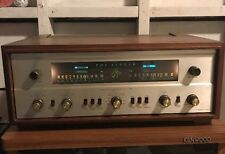 THE FISHER 800-B MULTIPLEX AM - FM STEREO TUBE RECEIVER ALL ORIGINAL TUBES