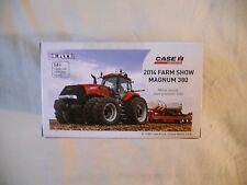 Ertl Farm Country Toy Machines Case IH 380 Tractor 2014 Farm Show MIP 1/64!!