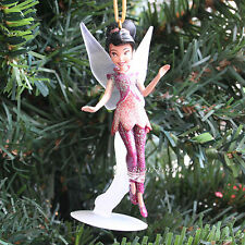 CUSTOM Disney Tinker Bell VIDIA Fairy Christmas Ornament PVC PETER PAN NEW