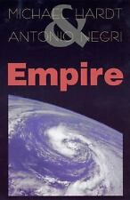 Empire by Michael Hardt and Antonio Negri (2001, Paperback)