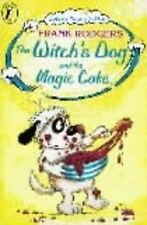 The Witchs Dog and the Magic Cake (Colour Young Puffin),ACCEPTABLE Book