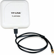 TP-LINK Ricevitore Segnale Wifi 2.4Ghz 9dBi TL-ANT2409A Antenna Cavo Wireless