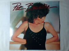 PAT BENATAR Crimes of passion lp ITALY KATE BUSH YOUNG RASCALS