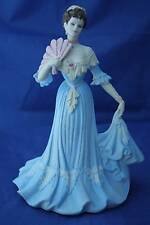 COALPORT AGE OF ELEGANCE MATT FIGURINE ROYAL INVITATION FIGURE OF THE YEAR 1998
