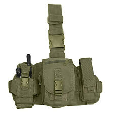 CONDOR MOLLE GP Tactical Utility Drop Leg Rig Pouches ma25-001 OLIVE OD GREEN