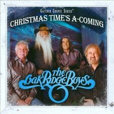 Gaither Gospel Christmas Time's A-Coming by The Oak Ridge Boys CD New Free Ship