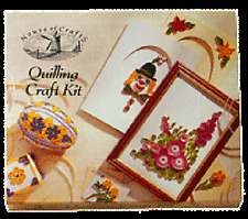 House Of Crafts-Quilling KIT Craft
