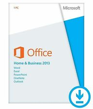 Microsoft Office Home Business 2013 ESD ✔deutscher Händler✔schneller Versand ✔