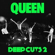 Queen-Deep Cuts vol.2: 1977-1982 CD 14 tracks Classic Rock & Pop Nuovo
