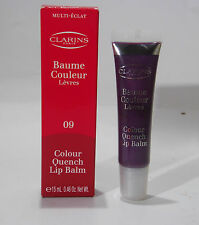 Clarins Color Quench Lip Balm 09 Ultra Violet , 15ml