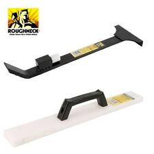 ROUGHNECK PULL BAR 64-450 + KNOCKING BLOCK 36-050 LAMINATE FLOORING FLOOR BOARDS