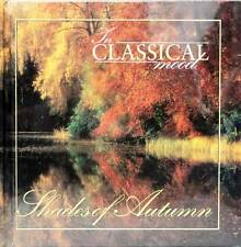 Brand New In Classical Mood: Shades of Autumn #15 CD & Book Vivaldi, Mozart