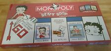 Betty Boop Monopoly Game Factory Sealed Collector's Edition Never Opened MINT