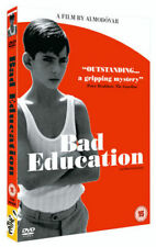 BAD EDUCATION PEDRO ALMODOVAR FELE MARTINEZ GAEL GARCIA BERNAL PATHE UK DVD NEW