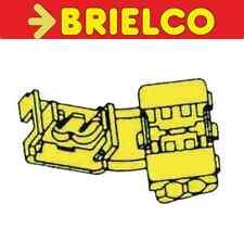 TERMINAL CONEXION RAPIDA SIN PELAR CABLE AMARILLO 4-6mm BOLSA 10 UNIDADES BD3710