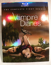 The Vampire Diaries: The Complete First Season Blu-ray Disc 2010 4-Disc Set