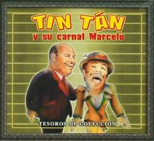 Tin Tan Y Su Carnal CD NEW Tesoros De Coleccion BOX SET Con 3 CDs 30 Canciones !