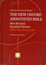 The New Oxford Annotated Bible with Apocrypha: New Revised Standard Version (Ha.
