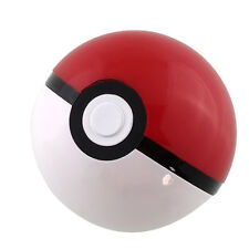 NEW Pokemon Center Pokeball Kids Toys Pop-up Plastic Ball Figure Satoshi Cosplay