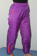 Columbia    shinny    Purple      Nylon    Pants      Medium