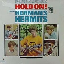 HOLD ON - HERMAN'S HERMITS - MGM LP - STILL SEALED