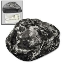 IMITATION FAKE PLASTIC GARDEN ROCK STONE FOR HIDING SPARE HOUSE OR CAR KEY RY147