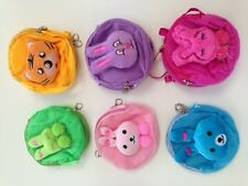 wholesale joblot girls aniaml cartoon bag/purse asstd -24