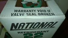 R22 REFRIGERANT R-22 30 LBS NEW SEALED  VIRGIN  FREON , PICK UP IN Ft Worth, TX