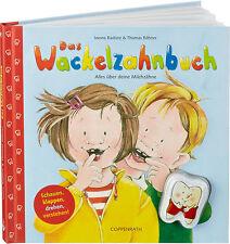 Das Wackelzahnbuch Alles über deine Milchzähne Bilderbuch Coppenrath +BONUS