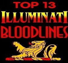 Top 13 Illuminati Bloodlines and Their Mind Control 2 DVD Set New World Order