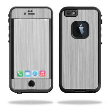 Skin Decal Wrap for Lifeproof iPhone 6/6S Case fre cover Steel