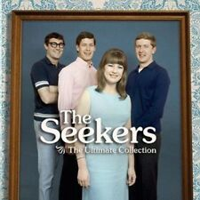 THE SEEKERS The Ultimate Collection 2CD BRAND NEW Judith Durham Best Of