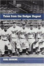 CARL ERSKINE'S TALES FROM THE DODGER DUGOUT, , Acceptable Book