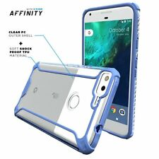 Affinity Shockproof Dual material Protective Bumper Case for Google Pixel XL