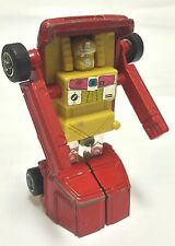 CITY, Convertors Mini Bot; 1984 Select Toys, AS IS