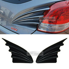 Airo Parts Sport Tail Rear Garnish Cover Unpainted for HYUNDAI 2011-17 Veloster