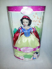 Disney Princess Magical Moments Porcelain Doll Collection Brass Key SNOW WHITE