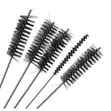 5 PCS Tattoo Cleaning Brush Kit Tip Tube Machine Grip Airbrush Spray Gun Set Hot