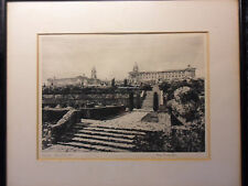 HILDA MARY PEMBERTON 1871-1957 SIGNED LTD ED PRINT- UNION BUILDINGS PRETORIA,SA