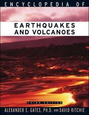 Encyclopedia of Earthquakes and Volcanoes (Science Encyclopedia)-ExLibrary