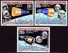 Mauretanien 1966 ** Mi.270/72 Weltraum Space Woschod Gemini [sp1006]
