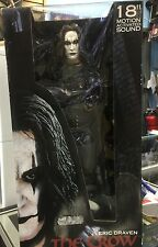 """1/4 scale NECA 18"""" The Crow Action Figure Hot Toys Brandon Bruce Lee"""