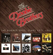 THE DOOBIE BROTHERS - THE WARNER BROS YEARS 1971-1983 - NEW BOX SET